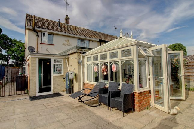 3 bed semi-detached house for sale in St. Peters Terrace, Wickford SS12