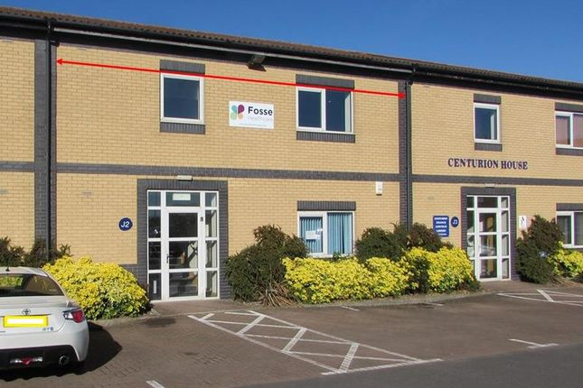 Thumbnail Office to let in First Floor Building J2, The Point, Weaver Road, Lincoln, Lincolnshire