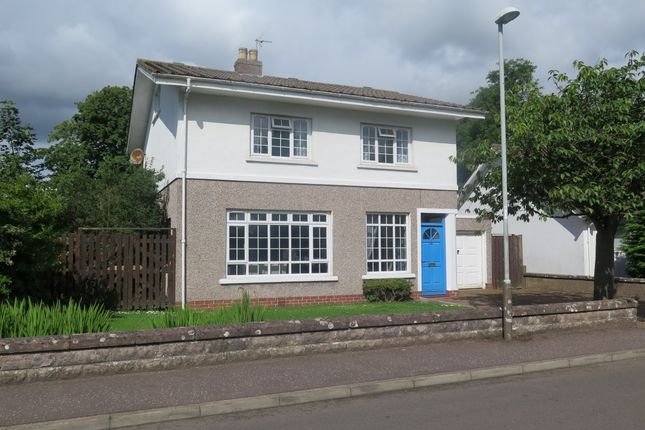 Thumbnail Detached house for sale in Panter Crescent, Montrose