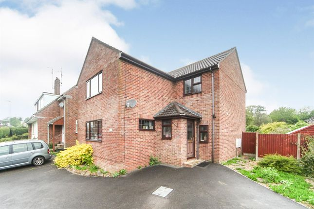 Thumbnail Detached house for sale in Runnymede Road, Yeovil