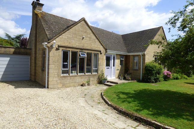 Thumbnail Bungalow For Sale In Chesterton Park Cirencester Gloucestershire