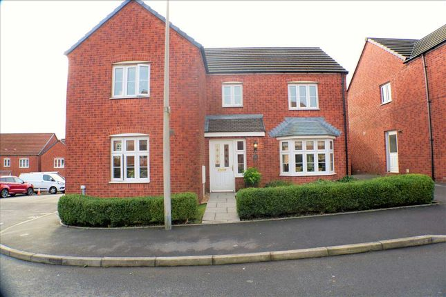 4 bed detached house for sale in Llewellyns View, Gilfach Goch, Porth CF39