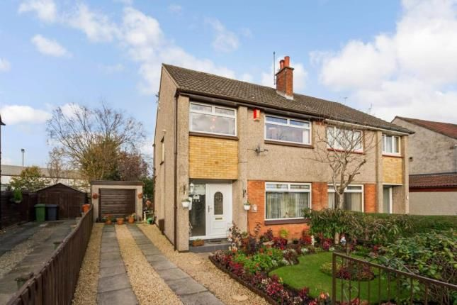 Thumbnail Semi-detached house for sale in Norfolk Crescent, Bishopbriggs, Glasgow, East Dunbartonshire