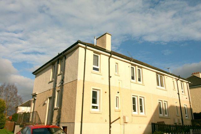 External of Hawthorn Place, Shotts ML7