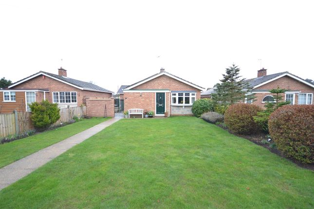 Thumbnail Detached bungalow for sale in Greenwood Way, Norwich