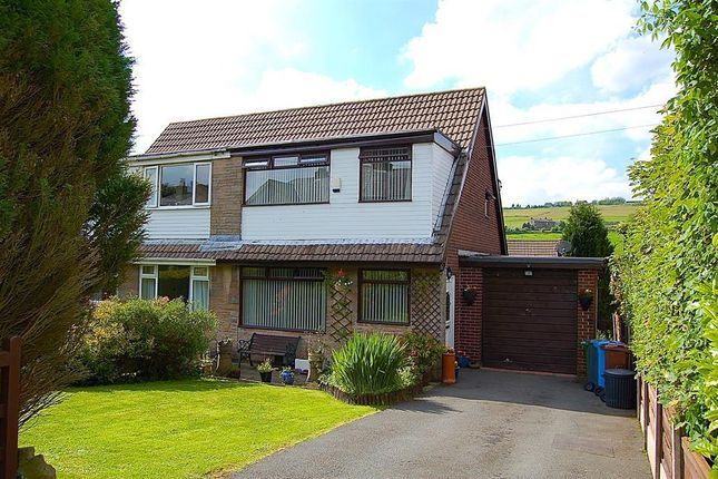 3 bed semi-detached house for sale in Delph Lane, Delph, Oldham