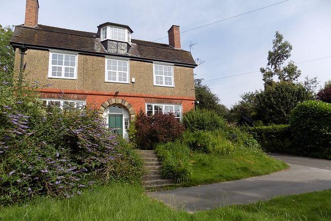 Thumbnail Detached house for sale in Belle Vue Road, Ashbourne