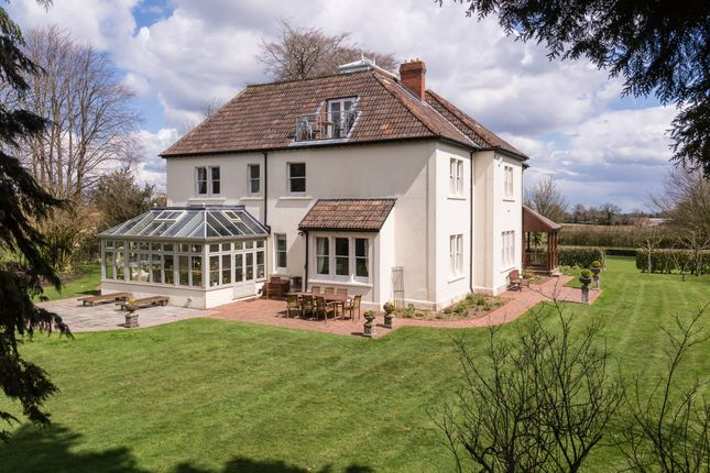 Thumbnail Detached house to rent in Zion Hill, Oakhill, Radstock