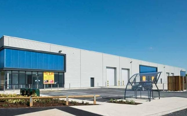 Light industrial to let in Unit 5B, R-Evolution, Advanced Manufacturing Park, Rotherham