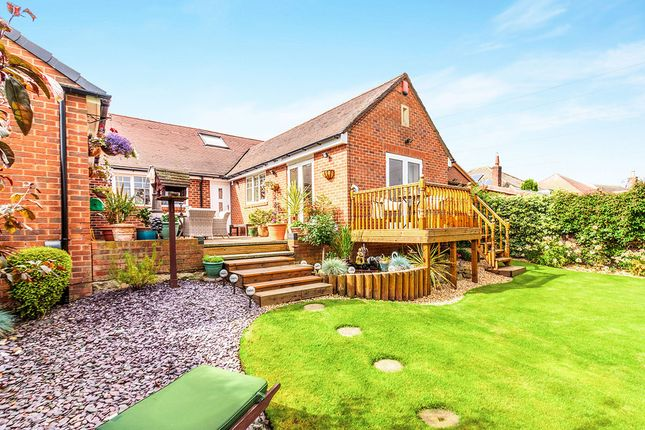Thumbnail Bungalow for sale in Mount Terrace, Brampton Road, Wath-Upon-Dearne, Rotherham