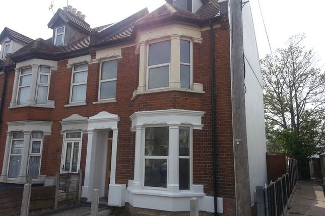 Thumbnail Semi-detached house to rent in Meredith Road, Clacton-On-Sea