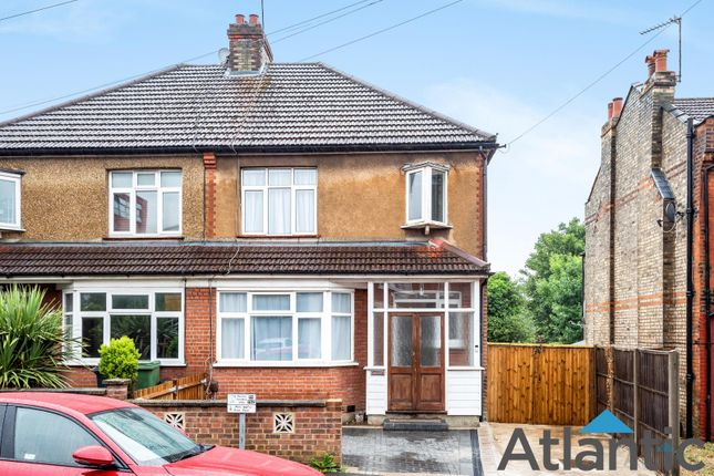 Thumbnail End terrace house to rent in Nether Street, Finchley