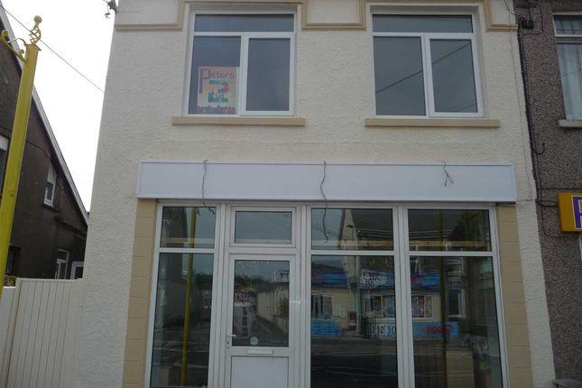 Thumbnail Flat to rent in Llandeilo Road, Cross Hands, Llanelli