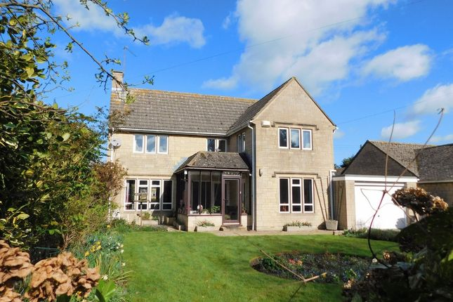 Thumbnail Detached house for sale in Dairy Lane, Dumbleton, Evesham