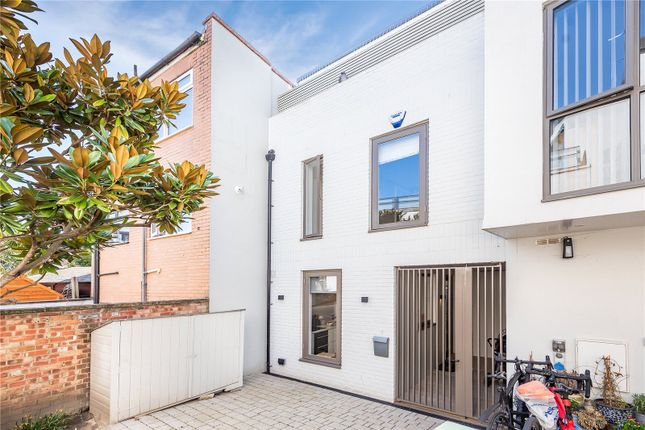 Thumbnail Detached house for sale in Rose Joan Mews, West Hampstead, London