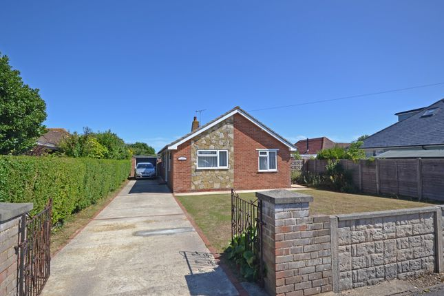 Thumbnail Detached bungalow for sale in Woodland Road, Selsey