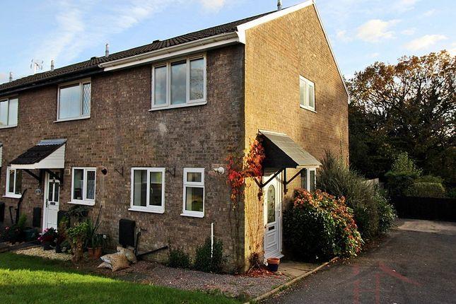 Thumbnail Semi-detached house for sale in Oak Close, Talbot Green, Pontyclun, Rhondda, Cynon, Taff.