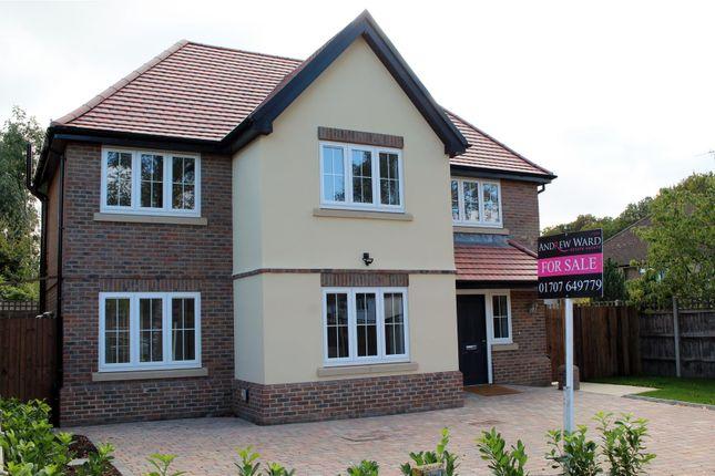 Thumbnail Detached house for sale in Peplins Way, Brookmans Park, Hatfield