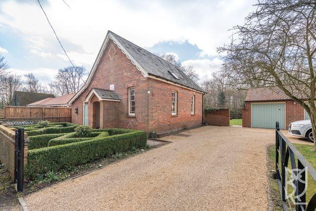 Thumbnail Detached house for sale in Chapel Lane, Crockleford Heath, Essex