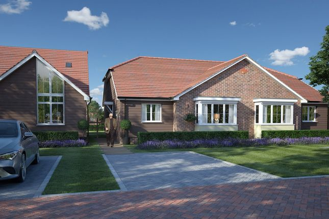 2 bed bungalow for sale in Cobnut Park, Boughton Monchelsea, Maidstone ME17