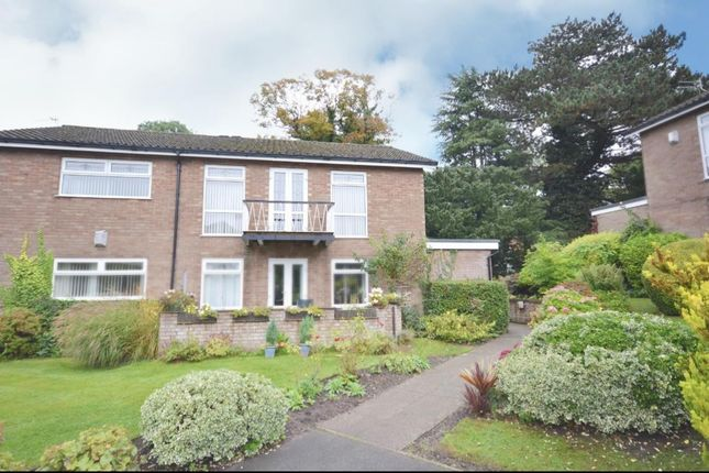 2 bed flat for sale in Woodleigh Court, Alderley Edge SK9