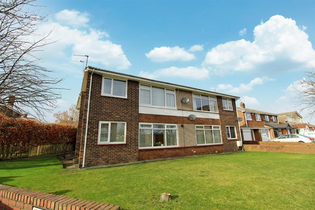 1 bed flat for sale in Otterburn Close, Forest Hall, Newcastle Upon Tyne NE12