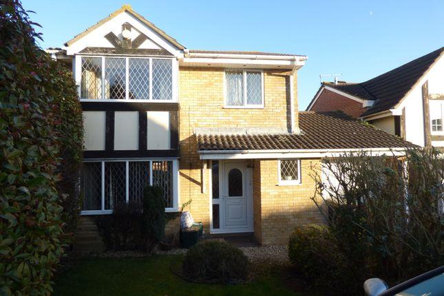 Detached house for sale in Ellan Hay Road, Bradley Stoke, Bristol