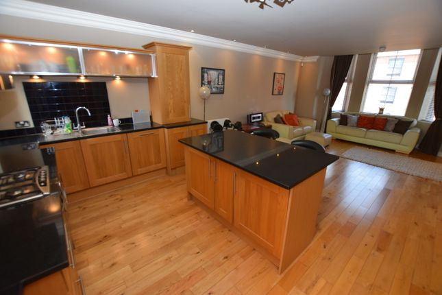Thumbnail Flat to rent in Stafford Street, Derby
