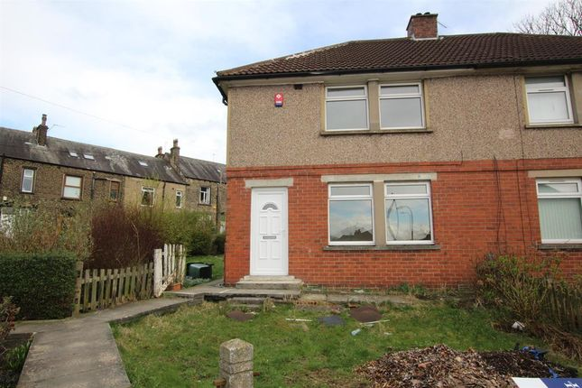 Thumbnail Semi-detached house to rent in Greenwood Mount, Bradford