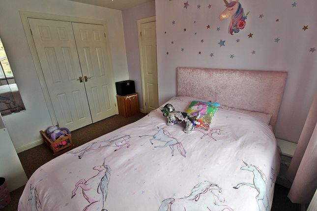 Bedroom 2 of Stryd Silurian, Llanharry, Pontyclun, Rhondda, Cynon, Taff. CF72