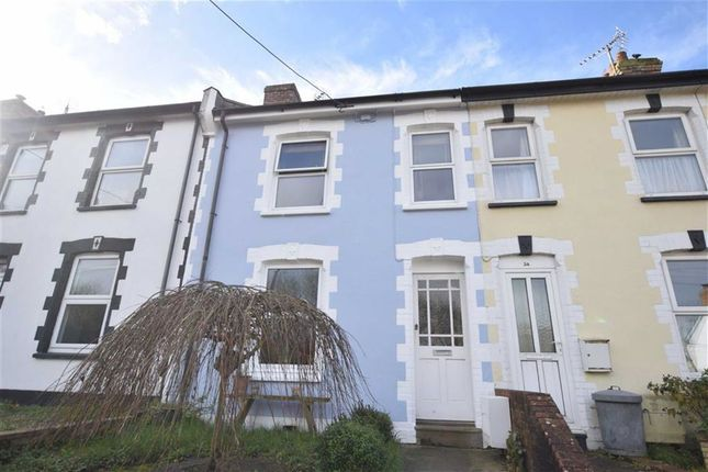 Thumbnail Terraced house for sale in Hollabury Road, Bude