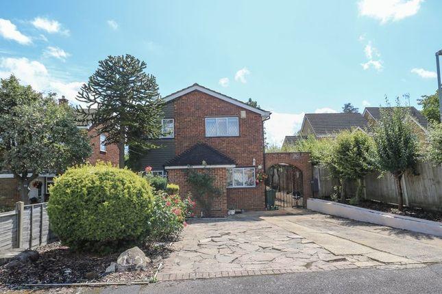 Thumbnail Detached house for sale in Garrett Close, Dunstable