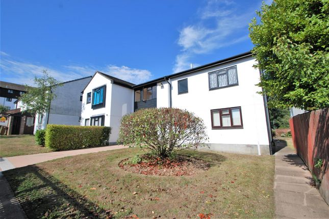 Thumbnail Flat to rent in St. Boniface Close, Plymouth