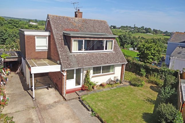 Thumbnail Link-detached house for sale in Highcliffe Close, Lympstone, Exmouth