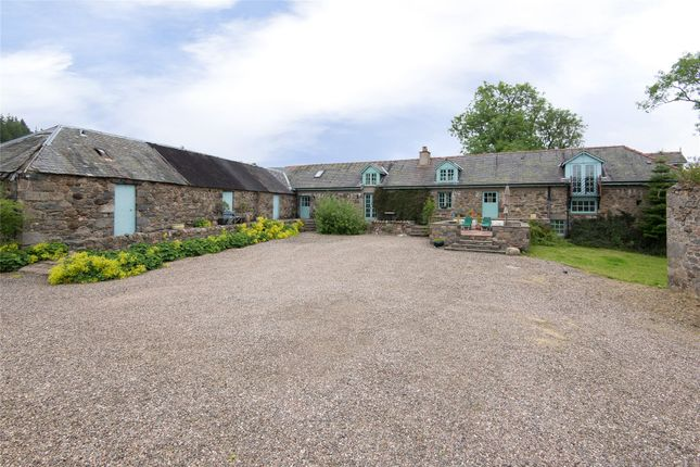 Thumbnail 4 bed property for sale in East Freuchies, Glenisla, Blairgowrie, Angus