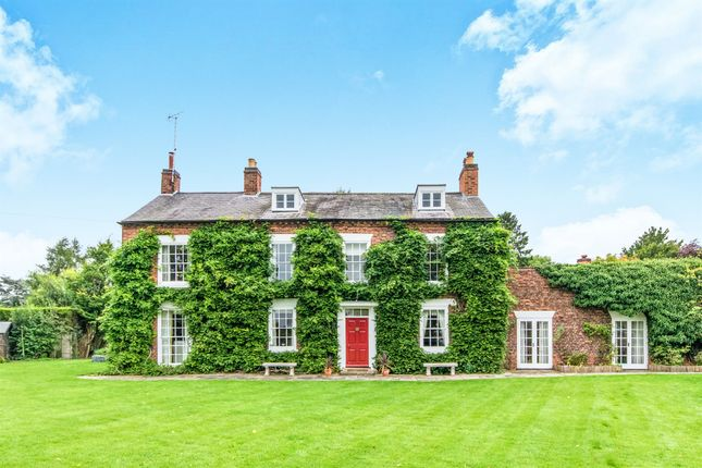 Thumbnail Detached house for sale in Epperstone Road, Oxton, Southwell