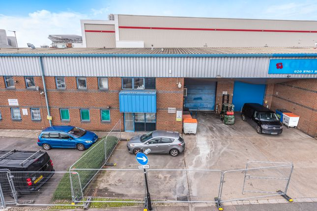 Thumbnail Industrial for sale in 3 Towers Business Park, Carey Way, Wembley, London