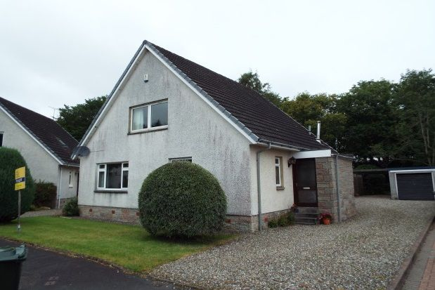 Thumbnail Detached house to rent in Greenhaugh Court, Braco, Dunblane