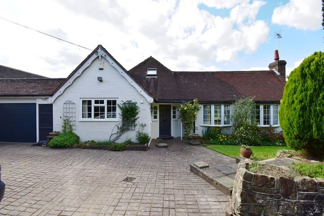 Thumbnail Detached bungalow for sale in Boars Head, Crowborough