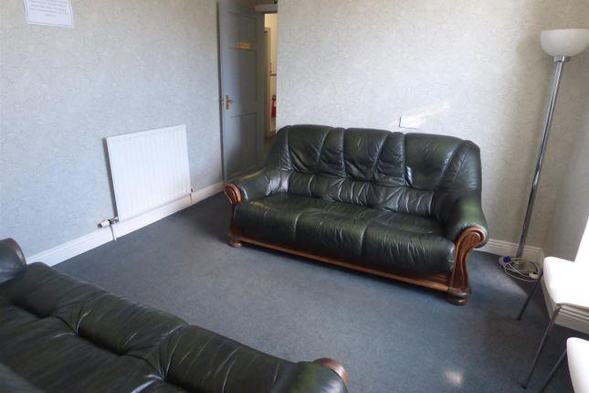 Waiting Room of Water Street, Carmarthen SA31
