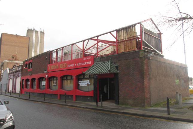 Thumbnail Restaurant/cafe to let in Gladstone Street, Darlington