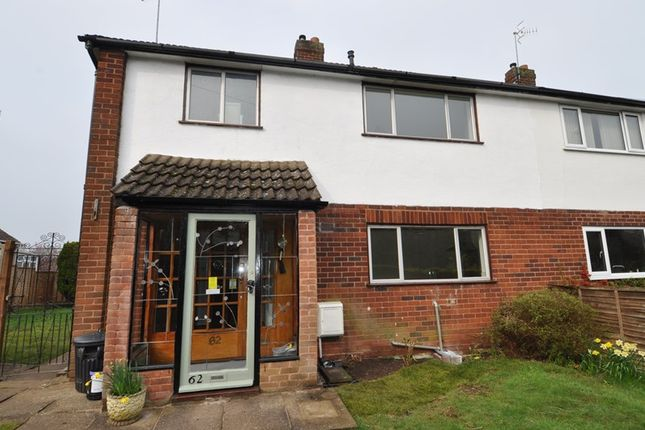 Thumbnail Semi-detached house to rent in The Holloway, Droitwich, Droitwich