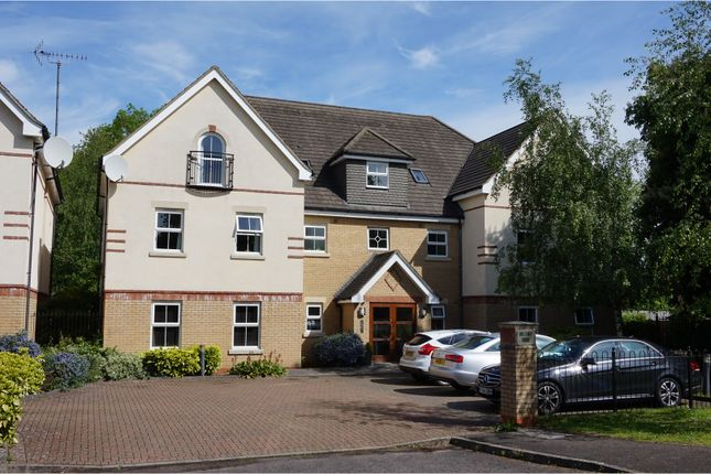 Thumbnail Flat to rent in Comerford Way, Winslow