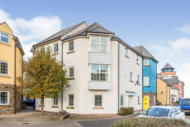 Thumbnail Town house for sale in Eastcliff, Portishead, Bristol