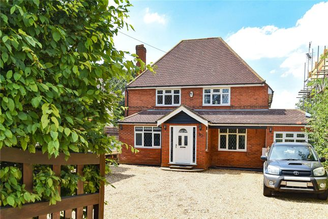 Thumbnail Detached house for sale in Parkway, Hillingdon, Middlesex