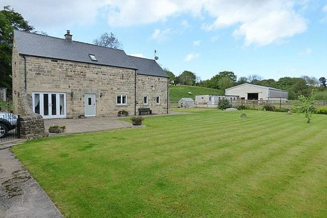 3 bed barn conversion for sale in Uppertown, Ashover, Chesterfield