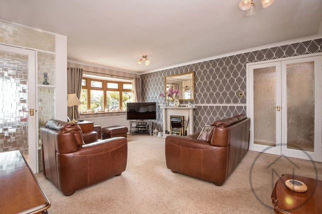 Thumbnail Detached bungalow for sale in Midfields, School Aycliffe, Newton Aycliffe