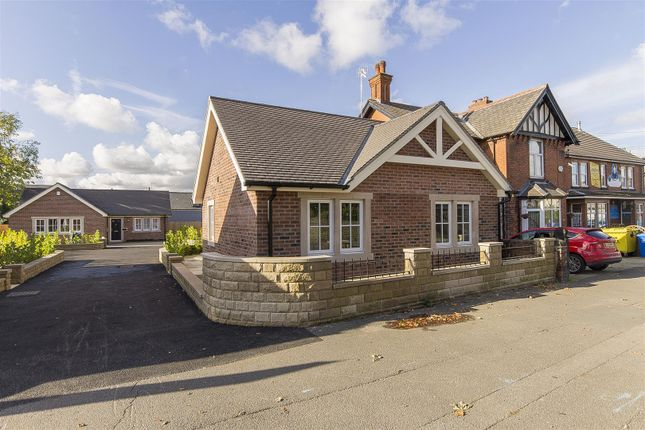 Thumbnail Detached bungalow for sale in The Green, Hasland, Chesterfield