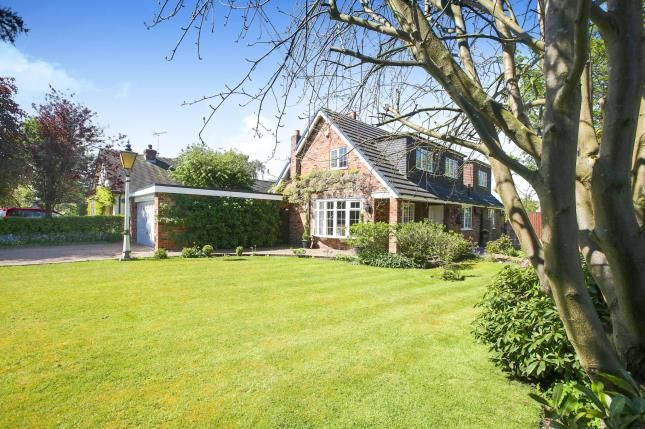 Thumbnail Detached house for sale in Pool End Close, Tytherington, Cheshire, Uk