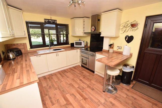 Kitchen of Bridge Park, Bridgerule, Holsworthy EX22